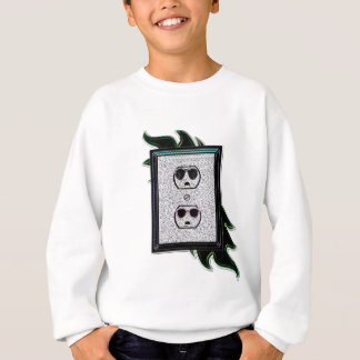 electric outlet co-ed sweatshirt