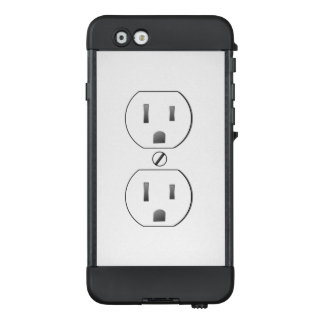 Electric Outlet LifeProof® NÜÜD® iPhone 6 Case