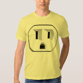 Electric Outlet T-Shirt