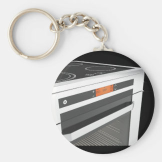 Electric Oven Keychain