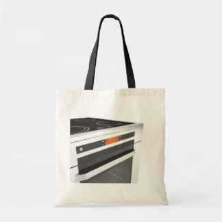 Electric Oven Tote Bag