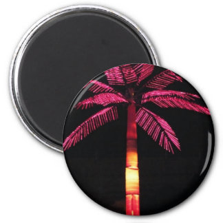 Electric Palm 2 Inch Round Magnet