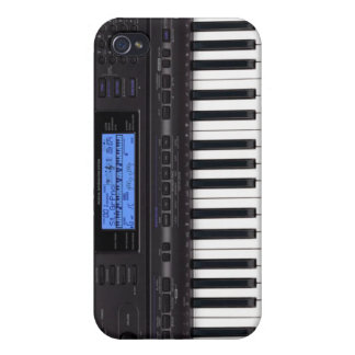 Electric Piano iPhone 4 Covers