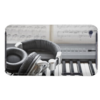 Electric Piano Keyboard Barely There iPod Cover
