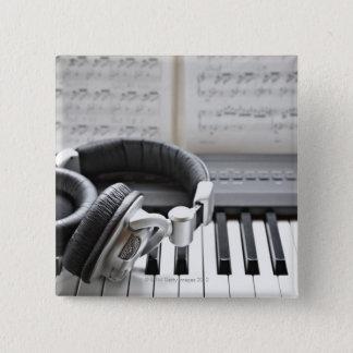 Electric Piano Keyboard Button