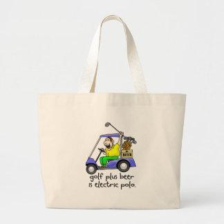 Electric Polo Bag