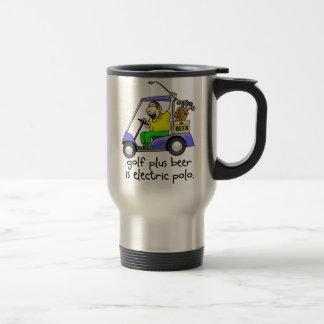 Electric Polo Travel Mug