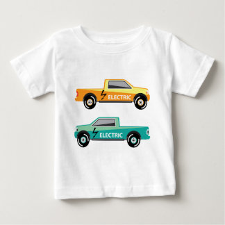 Electric power pickup baby T-Shirt