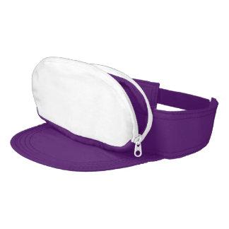Electric Purple Cap-sac Visor