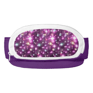 "Electric Purple ""🌌Fairydust🌌"" Cap-Sac™ Visor"