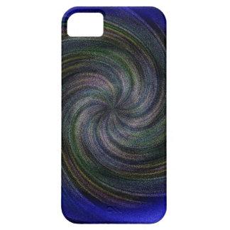 Electric Purple Swirl.jpg iPhone SE/5/5s Case