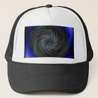 Electric Purple Swirl.jpg Trucker Hat