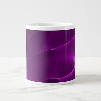 Electric Purple Swirls Mug