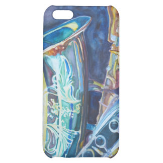Electric Reeds iPhone 5C Cover