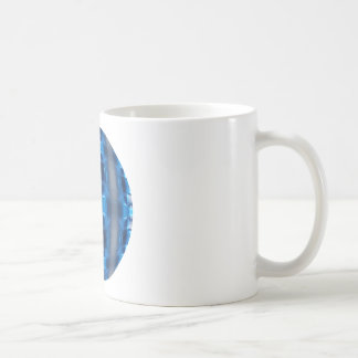 Electric Ripples Coffee Mug