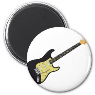 Electric Rock 2 Inch Round Magnet