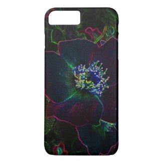 Electric Rose iPhone 7 Plus Case