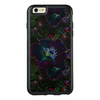 Electric Roses Floral OtterBox iPhone 6Plus Case