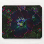 Electric Roses Mouse Pad