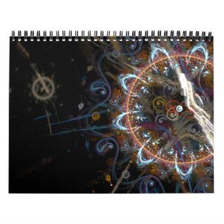 Electric Sheep (13) Calendar (#2)