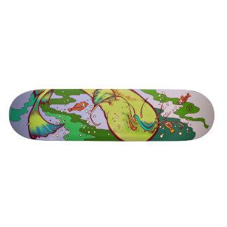 Electric Shock 2 Skateboard Deck