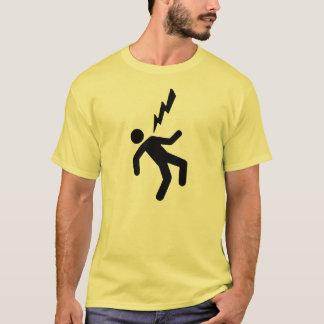 Electric Shock Guy T-Shirt