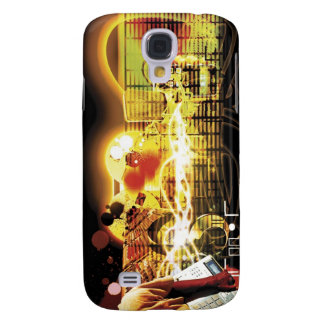 Electric shock iphone3 samsung galaxy s4 cover