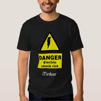 Electric Shock Risk Tee Shirt