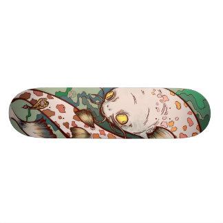 Electric Shock Skateboard Deck