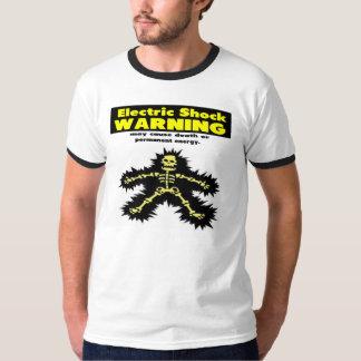 Electric Shock Warning Shirt