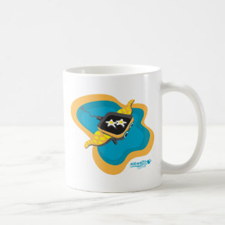 Electric Skillet Ray Coffee Mug