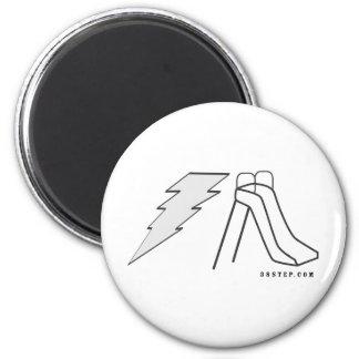 Electric Slide Fridge Magnet