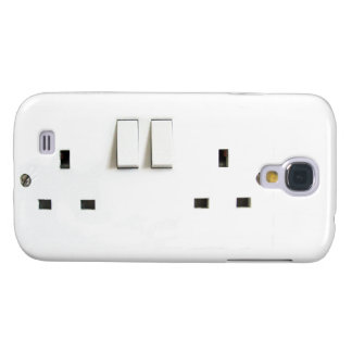 Electric socket from the UK Samsung Galaxy S4 Case