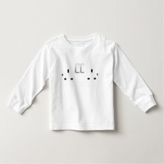Electric socket from the UK Toddler T-shirt