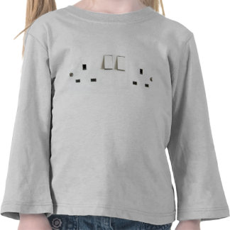 Electric socket from the UK T Shirt