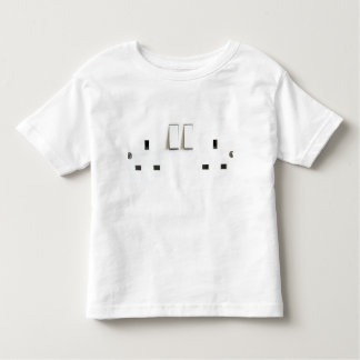 Electric socket from the UK Tshirts