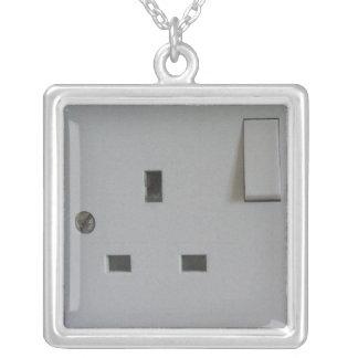 Electric socket pendant