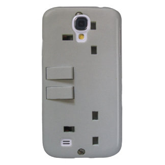 Electric socket plug hole iphone 3 cover