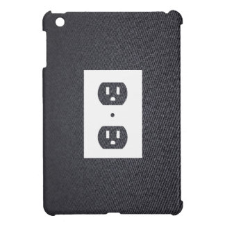 Electric Sockets Graphic Cover For The iPad Mini