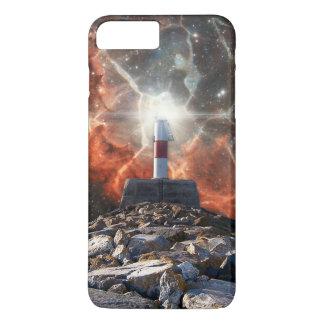 Electric Space Lights iPhone 8 Plus/7 Plus Case