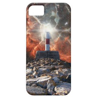 Electric Space Lights iPhone SE/5/5s Case