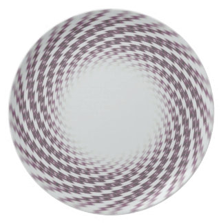 Electric spin plate