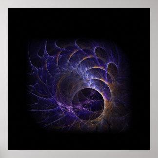 Electric storm 01 print