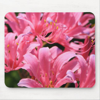 Electric Surprise Lily Mouse Pad