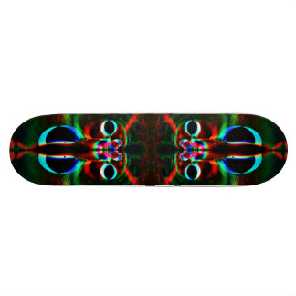 Electric Symmetry Skateboard