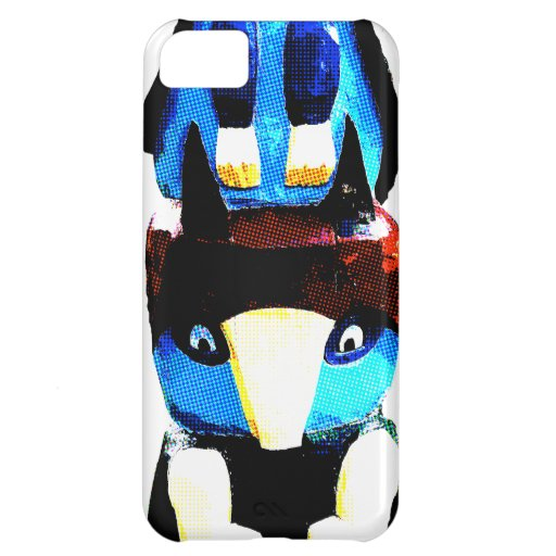 Electric Totem Pole iPhone 5C Cases