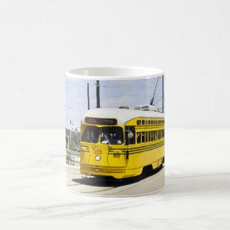 Electric Tram Mug