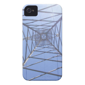 Electric Transmission Line Tower iPhone 4 Case