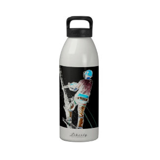 Electric Tree Surgeon Arborist christmas present Water Bottles