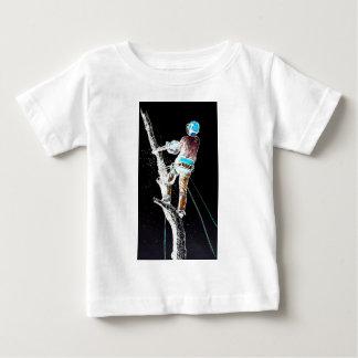 Electric  Tree Surgeon Arborist stihl chainsaw Tee Shirt
